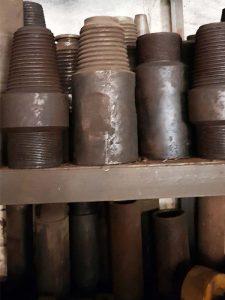 ankraj ekipmanları özel imalat fore kazık ekipmanları ankraj etüd sondaj ekipmanları