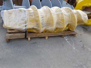 auger zemin burgu auger özel imalat fore kazık auger