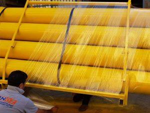 tremi boruları özel imalat fore kazık ekipmanları tremi takımları