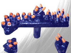 yatay delgi matkabı özel imalat fore kazık ekipmanları yatay delgi ekipmanları